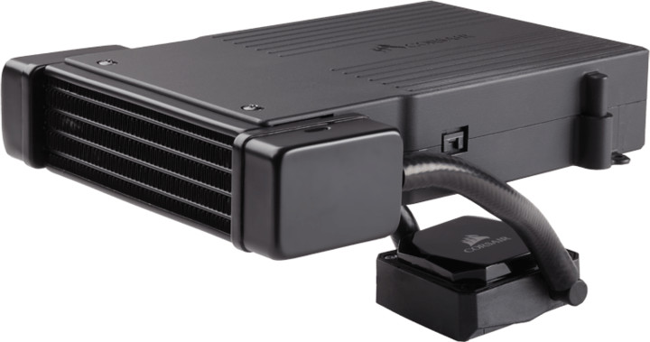Corsair Hydro Series H5 SF, low profile