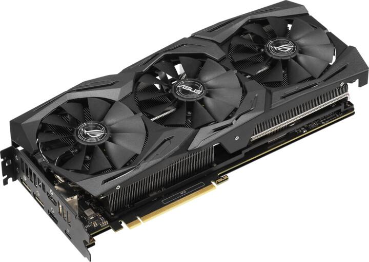 ASUS GeForce ROG-STRIX-RTX2060S-O8G-GAMING, 8GB GDDR6