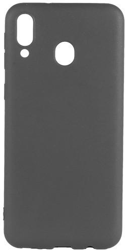 EPICO SILK MATT Case pro Samsung Galaxy M20, černá