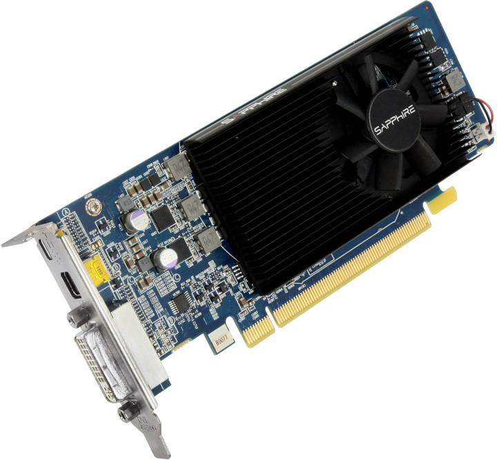 Sapphire R7 250 1GB GDDR5 Low Profile MICRO HDMI