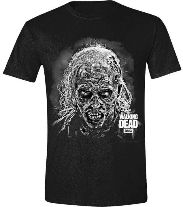 Tričko The Walking Dead - Hideous Walker Face (XL)