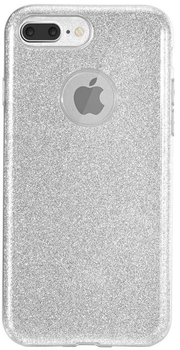 Mcdodo Star Shining zadní kryt pro Apple iPhone 7 Plus, stříbrná