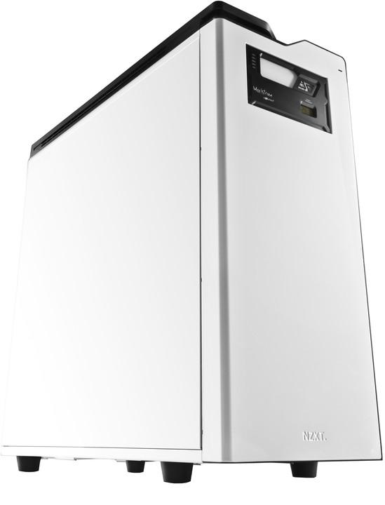 NZXT H630, bílá
