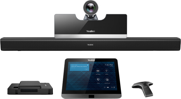 YEALINK MVC500 drátový mikrofon, SfB, Teams, Office365