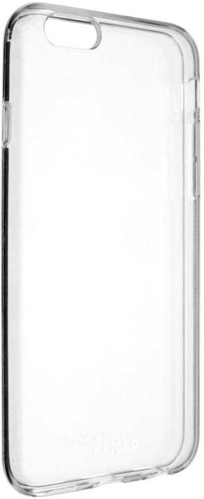 FIXED gelové TPU pouzdro pro Apple iPhone 6/6S, bezbarvé