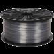 Plasty Mladeč tisková struna (filament), ABS-T, 1,75mm, 1kg, transparentní s flitry