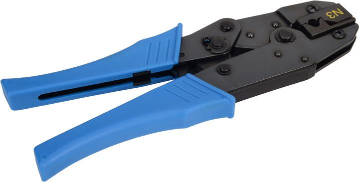Solarix krimpovací kleště HT-N3 pro konektory KRJS45/6ASLD