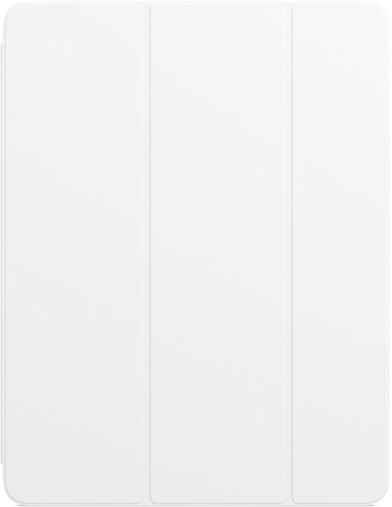 "Apple ochranný obal Smart Folio pro iPad Pro 12.9"" (5.generace), bílá"
