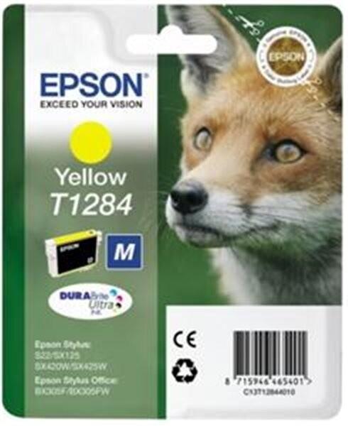 Epson C13T12844010, žlutá