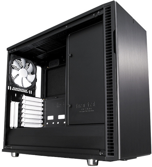 Fractal Design Define R6, blackOut