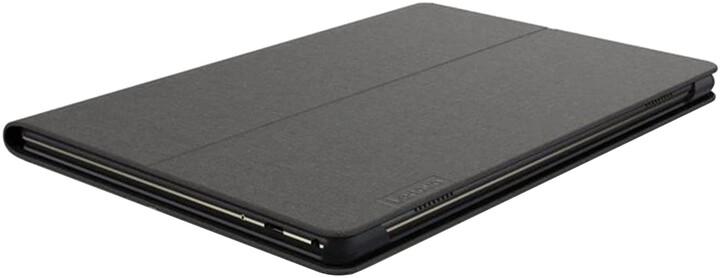 Lenovo TAB M8 FHD flipové pouzdro + fólie na dispej, černá