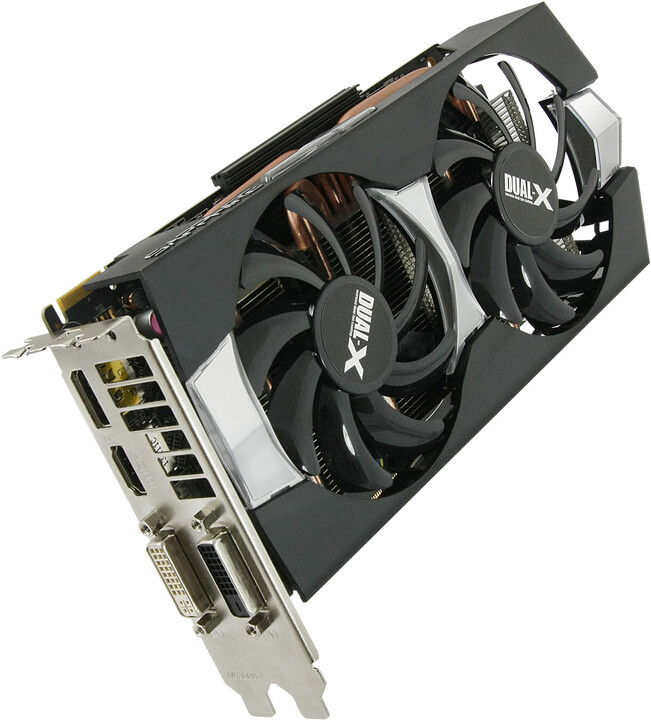 Sapphire R9 270X DUAL-X 2GB GDDR5 WITH BOOST & OC BATTLEFIELD 4 EDITION