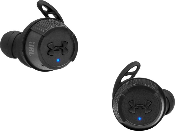 JBL Under Armour Sport Wireless Flash X, černá