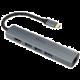 Akasa dokovací stanice 5v1 USB 3.1 Type-C