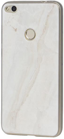 EPICO plastový kryt pro Huawei P9 Lite 2017 MARBLE - white