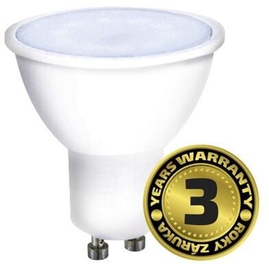Solight žárovka, bodová, LED, 7W, GU10, 6000K, 560lm, bílá