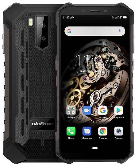 UleFone Armor X5, 3GB/32GB, Black
