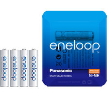 Panasonic Eneloop HR03 AAA 4MCCE/4LE Sliding Pack - 35052377