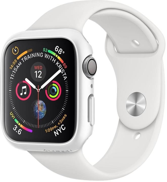 Spigen Thin Fit Apple Watch 4 44mm, bílá