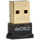 4World USB MICRO Adaptér Bluetooth, v.4.0, Class 1