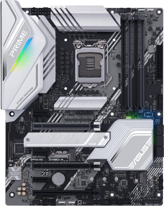 ASUS PRIME Z490-A - Intel Z490
