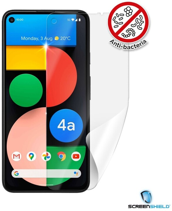 Screenshield ochranná fólie Anti-Bacteria pro Google Pixel 4a (5G)