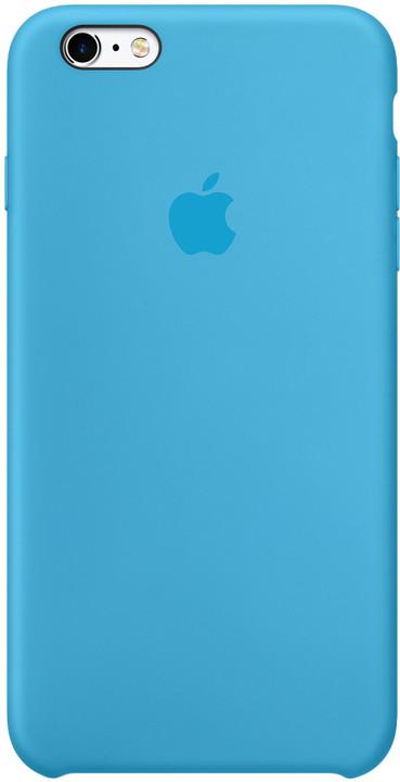 Apple iPhone 6s Silicone Case, modrá