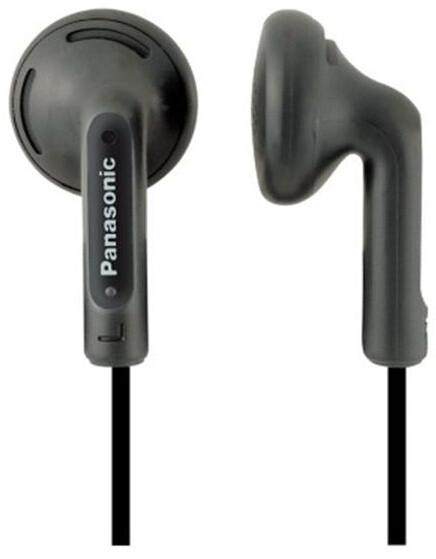 Panasonic RP-HV095E-K, černá