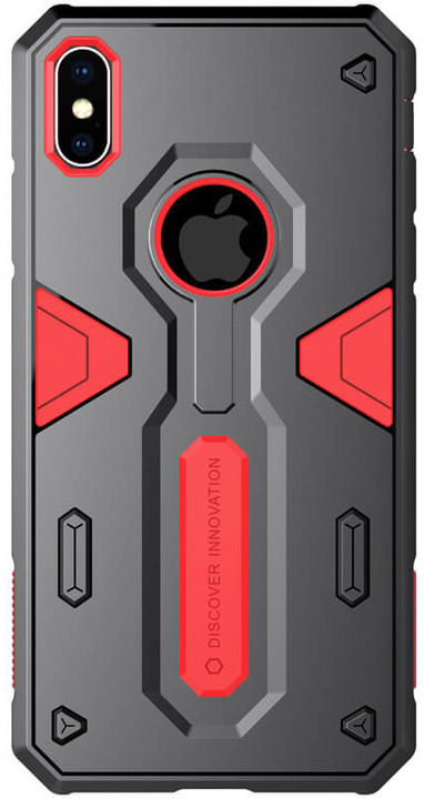 Nillkin Defender II ochranné pouzdro pro iPhone Xs Max, červený