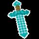 Replika Minecraft - Diamond Sword (50 cm)
