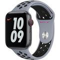 Apple řemínek Nike pro Watch Series, sportovní, 44mm, šedá