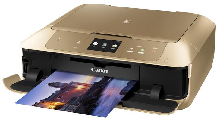 Canon PIXMA MG7753, zlatá