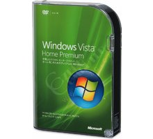 Microsoft Windows Vista Home Premium CZ OEM