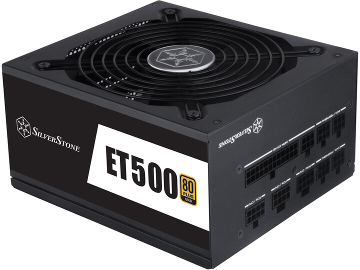 SilverStone Essential Gold ET500-MG - 500W