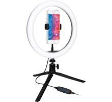 CONNECT IT Selfie10Ring kruhové LED světlo, malé - CLI-2000-SM