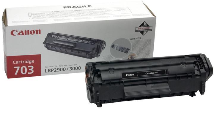 Canon CRG-703, černý