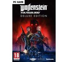 Wolfenstein: Youngblood - Deluxe Edition (PC)  + Steelbook Wolfenstein: Youngblood