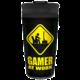 Cestovní hrnek Gaming - Gamer At Work
