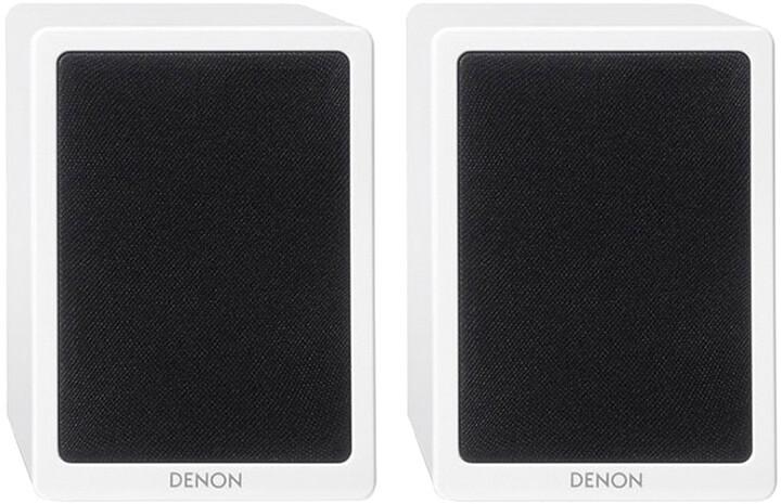 Denon SC-N4, bílá