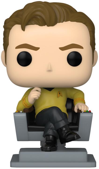 Figurka Funko POP! Star Trek - Captain Kirk in Chair