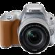 Canon EOS 200D + 18-55mm IS STM, stříbrná  + Fotobrašna Canon SB100 (v ceně 689 Kč) + Voucher až na 3 měsíce HBO GO jako dárek (max 1 ks na objednávku)