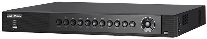 Hikvision DS-7204HUHI-F1/S, 4+2 kamery, HD-TVI, Analog, AHD, CVI, IP