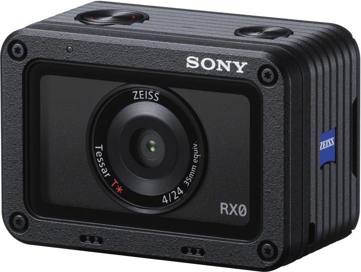 Sony DSC-RX0, černá