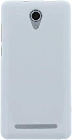 myPhone silikonové pouzdro pro Artis, bílá