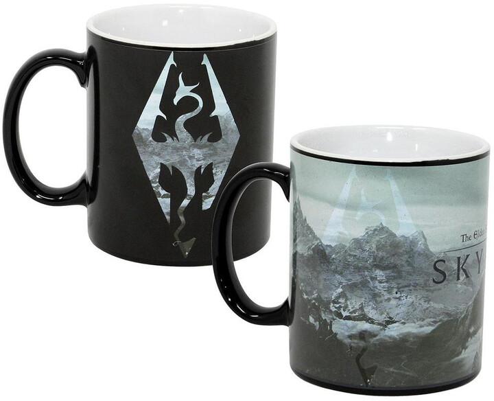 Hrnek Skyrim: Dragon Symbol, 300 ml