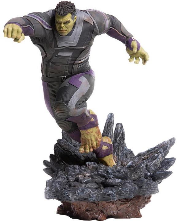 Figurka Avengers: Endgame - Hullk Deluxe BDS 1/10