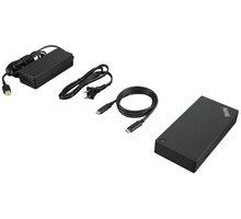 Lenovo dokovací stanice ThinkPad USB-C Dock Gen2 90W - 40AS0090EU