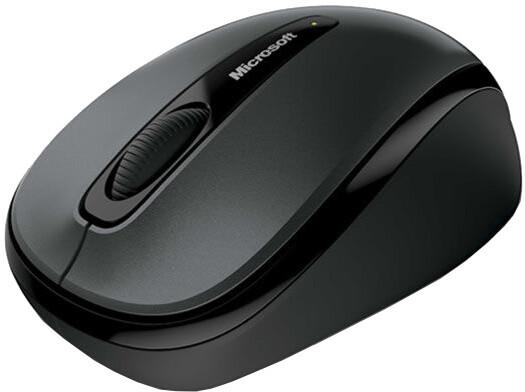 Microsoft Wireless Mobile Mouse 3500, černá