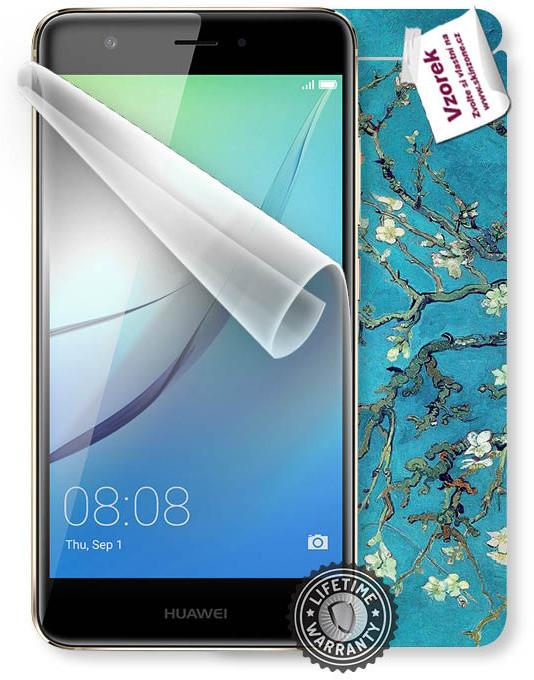 ScreenShield fólie na displej pro Huawei Nova + skin voucher