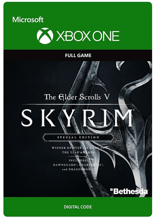 The Elder Scrolls V: Skyrim - Special Edition (Xbox ONE) - elektronicky
